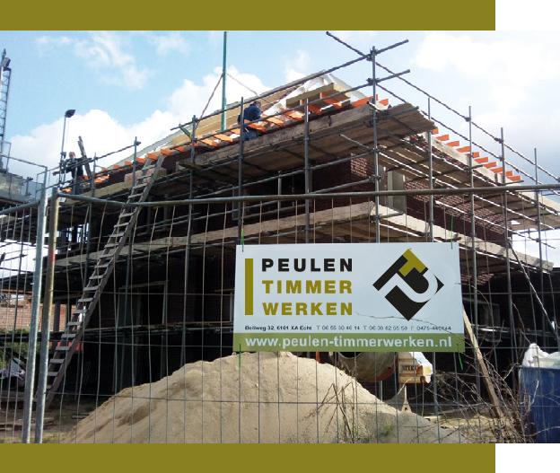 Peulen Timmerwerken - Verbouwingen